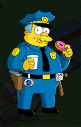 Police Chief Wiggum