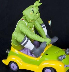 Toys - Grinch - Remote Control Car