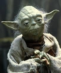 Did Somebody Say Yoda?